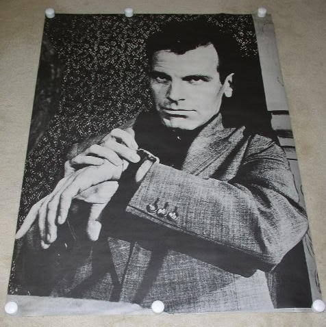 Primary image for MAXIMILIAN SCHELL POSTER VINTAGE