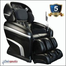 Black OS-3D Pro Dreamer Zero-G 3D Massage Chair 5 Year Extended Warranty - $3,099.00