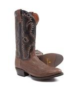 "Dan Post Moses Cowboy Boots - 13"", Round Toe (For Men) - $219.99"