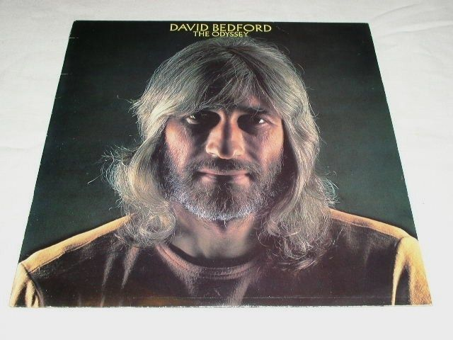 Primary image for DAVID BEDFORD THE ODYSSEY UK IMPORT RECORD ALBUM 1976