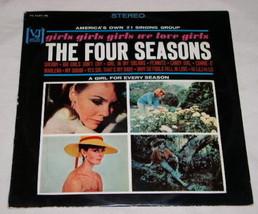 The Four Seasons Vintage Japan Import Record Album Lp - $39.99