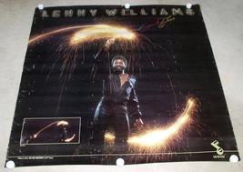LENNY WILLIAMS PROMOTIONAL POSTER VINTAGE - $39.99