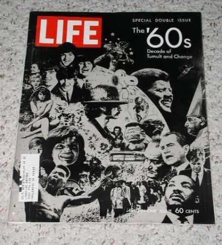 Primary image for The 60's Life Magazine Vintage 1969 Tumult And Change