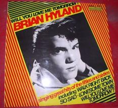 Brian Hyland Uk Import Record Album Lp 1969 - $39.99