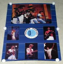 DURAN DURAN POSTER VINTAGE 1984 BI-RITE #15-286 - $52.99