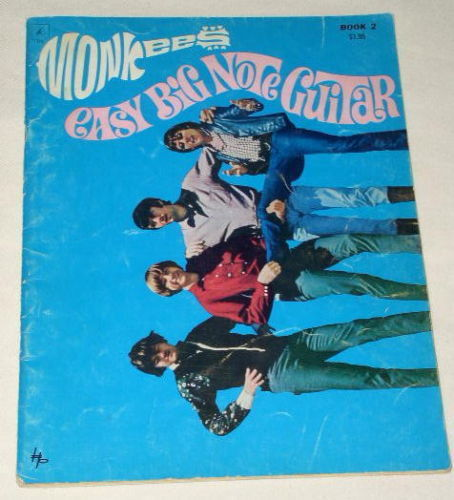 Primary image for THE MONKEES VINTAGE SONGBOOK 1967
