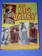 THE BIG VALLEY WHITMAN BOOK VINTAGE 1966 - $34.99