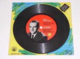 Bob Newhart Driving Instructor Promo Cardboard 45 Rpm Phonograph Record - $24.99