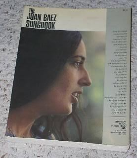 Primary image for Joan Baez Songbook Vintage 1965