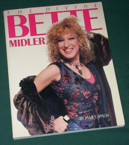 Primary image for BETTE MIDLER SOFTBOUND BOOK VINTAGE 1984 1ST PRINTING