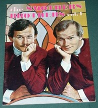 THE SMOTHERS BROTHERS BROCHURE #4 VINTAGE 1968 - $49.99