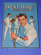 DR. KILDARE WHITMAN BOOK VINTAGE 1963 - $34.99