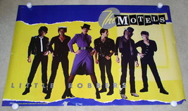 THE MOTELS MARTHA DAVIS POSTER VINTAGE 1983 RARE PROMO - $49.99