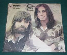 Loggins And Messina Rare Taiwan Import Record Album - $39.99