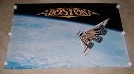 BOSTON CONCERT TOUR POSTER VINTAGE 1986 HIDEAWAY HITS - $64.99