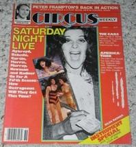 Saturday Night Live Circus Magazine Vintage 1979 Radner - $24.99