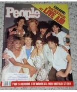 Live Aid Concert People Weekly Magazine Vintage 1985 - $34.99