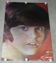 GEMINI RISING DONNY OSMOND POSTER VINTAGE 1971 - $64.99