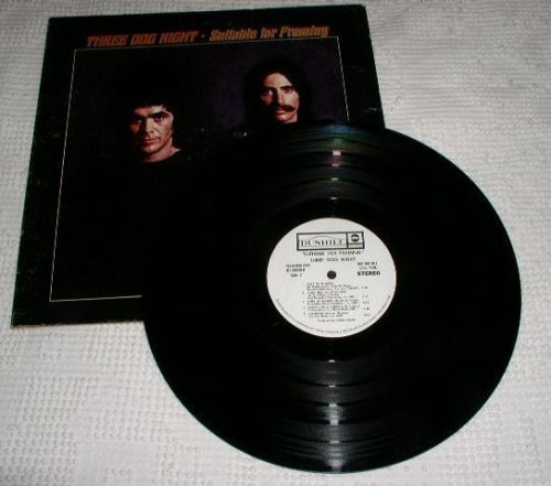 Primary image for THREE DOG NIGHT PROMOTIONAL RECORD ALBUM RARE VINTAGE