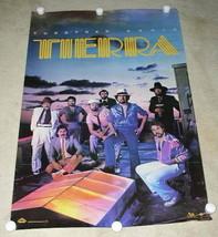 Tierra Promotional Poster Vintage 1981 - $64.99