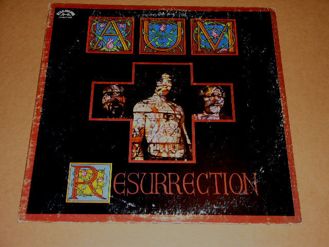 Primary image for AUM Resurrection Record Album Lp Vintage 1969