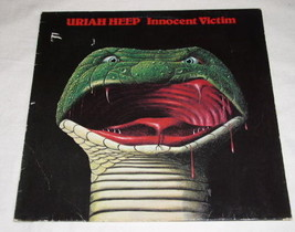 Uriah Heep Vintage German Import Record Album Lp - $39.99
