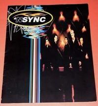 NSYNC 'N Sync Concert Tour Program Vintage - $49.99