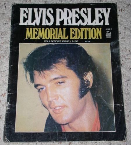 Primary image for Elvis Presley Memorial Edition Collector's Issue 1977