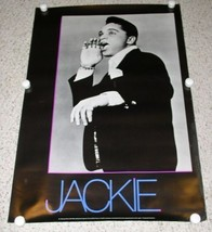 Jackie Wilson Soul Poster Vintage Pomegranate - $129.99