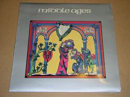 Middle Ages Coloursound German Import Record Album Lp - $119.99