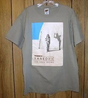 Primary image for Weird Al Yankovic Concert Tour T Shirt Galactic Tour 1999