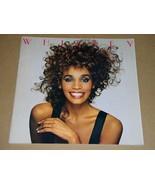 Whitney Houston Concert Tour Program Vintage 1987 - $264.99