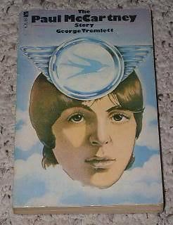 Primary image for Paul McCartney Paperback Book Vintage 1975 UK