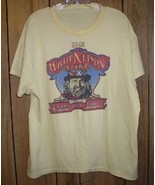 Willie Nelson Concert T Shirt Vintage Willie Nelson Event From Texas Wit... - $164.99