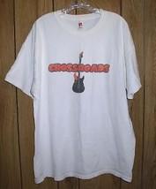 Willie Nelson Eric Clapton Crossroads Concert T Shirt 2007 Chicago - $149.99