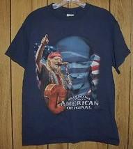 Willie Nelson T Shirt An American Original - $64.99