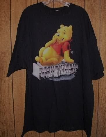 Primary image for Winnie The Pooh Disneyland T Shirt Size XX-Large NWT