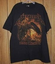 Metallica Concert Tour T Shirt Death Magnetic 2008 - $64.99