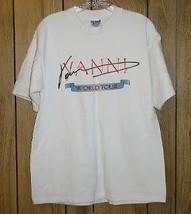 Yanni Concert Tour T Shirt - $64.99