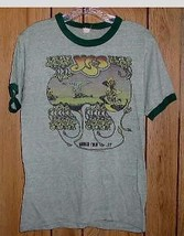Yes Concert Tour T Shirt Vintage 1977 Jon Anderson - $264.99