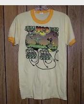 Yes Concert Tour T Shirt Vintage Roger Dean Artwork - $264.99