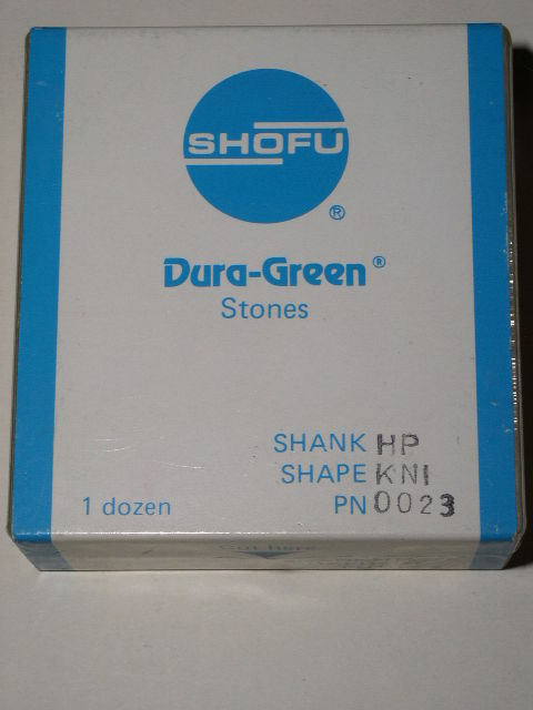 Primary image for Shofu Dental Lab Dura Green Stones Handpiece KN1
