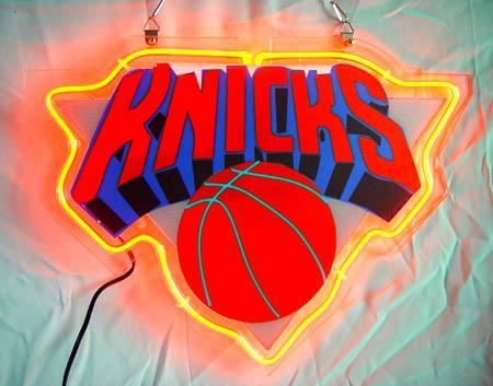 Primary image for NBA New York NY Knicks Neon Light Sign 10'' x 8''