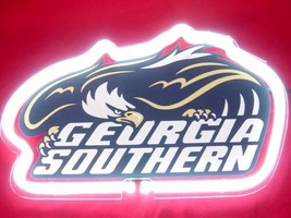NCAA Georgia Southern Eagles Football Neon Light Sign 10'' x 8'' - $299.00