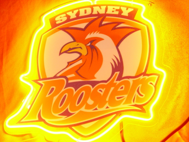 Primary image for NRL Sydney Roosters Neon Light Sign 10'' x 8''