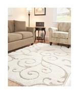 Area Rug carpet Living Room Area Carpet (5'3 x 7'6) Family Den Stylish Home - $173.24