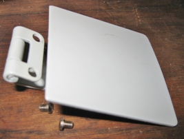 Dressmaker Deluxe SWA-2000 Decorative Cam Door Cover w/Screws & Spring - $10.00