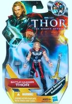Thor Movie Battle Hammer Thor Action Figure 01 - $4.99
