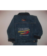 "CHILDS DENIM JEANS & JACKET SET-SIZE 2T-AIRBORNE-""READY FOR TAKE-OFF""**C... - $12.59"