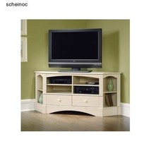 "Corner TV Stand Harbor View Entertainment Credenza for TVs to 61"" Antiqu... - $289.99"